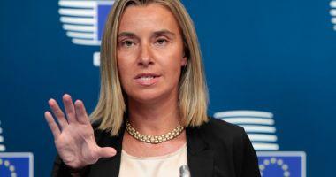 Federica Mogherini anunţă că nu vrea un nou mandat după 2019