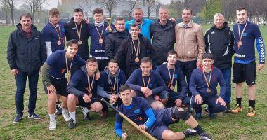 FEFS Constanţa, locul trei la Campionatul Universitar de Oină