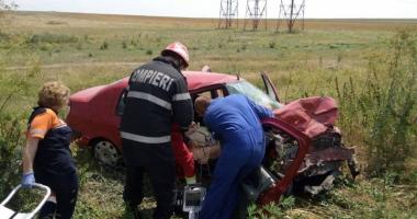 Femeie decedată  după un accident  provocat de un şofer beat