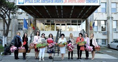 Social-democratele din Constanța, alături de pacientele din Spitalul Județean