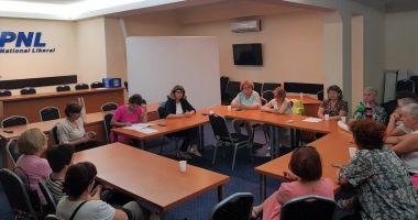 Femeile liberale, vot pentru funcțiile vacante din filiala Constanța