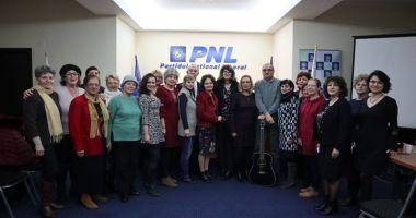 Cum au marcat femeile din PNL Ziua Culturii Naționale