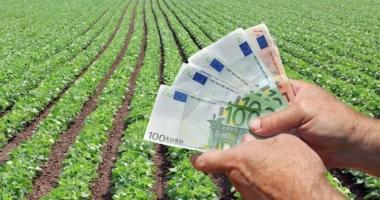 Fermierii au primit 1,5 miliarde de euro