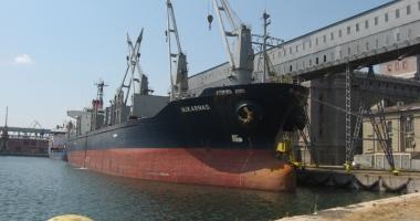 Fermierii şi portul Constanţa pariază pe creşterea recoltelor de cereale