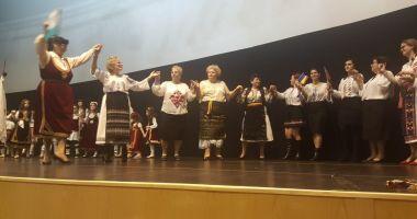 """Grădiniţa """"Azur"""" a organizat Festivalul Interetnic"""