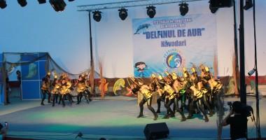 """Începe Festivalul """"Delfinul de Aur"""" de la Năvodari"""