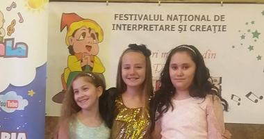 Copiii de la Centrul Cultural