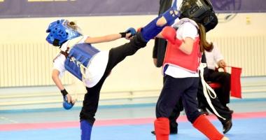 Festivităţi la Medgidia, cu ocazia Zilei Mondiale a Kung-Fu