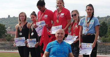 Fetele profesorului Paul Neagu,  din nou campioane ale României
