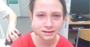 """Foto : """"Vă rog să fiţi alături de fetiţa mea!"""" Un copil din Constanţa are nevoie de ajutorul nostru, urgent!"""