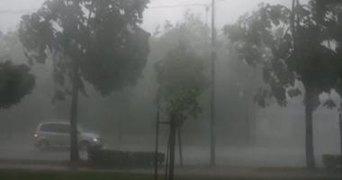 Informare meteo de ultimă oră! Weekend cu ploi torenţiale şi vijelii