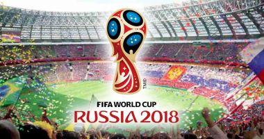 Programul complet al meciurilor DE AZI, de la Campionatul Mondial de fotbal din 2018