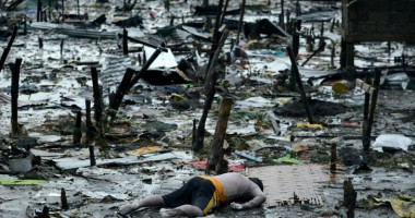 VIDEO / Filipine, devastat�. Catastrofa natural� cu cele mai multe victime din istoria recent� a ��rii