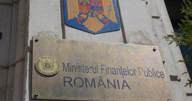 Finanțele Publice au atras 635,55 milioane de lei de la bănci