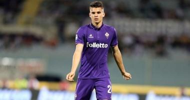 Fiorentina nu renunţă uşor la Ianis Hagi.