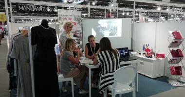 Firme românești au expus la Salonul de modă din Paris