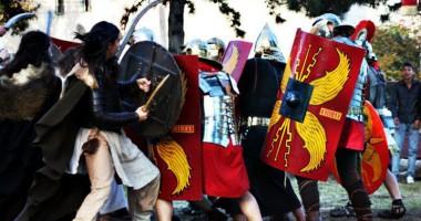 Flacăra Tomisului se aprinde mâine la Festivalul Antic