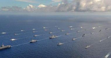 Exerciţii militare de amploare în Marea Neagră: vor participa mii de militari din mai multe ţări