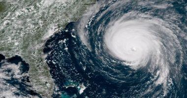 """Uraganul """"monstru"""" Florence vine însoțit de un fenomen periculos!"""