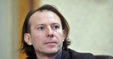 Florin Cîţu, noul lider al senatorilor PNL