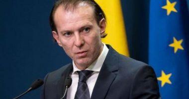 Florin Cîţu: Ne vom uita la documentele care au fost emise în ultima perioadă în Ministerul Sănătăţii