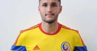 Florin Andone, transportat la spital după meciul România - Georgia