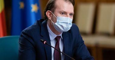 Premierul Florin Cîțu: Preiau interimar ministerul Sănătății