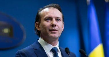 Ajutor de 20.000 de doze de vaccin, anunţat de Florin Cîţu pentru Republica Moldova