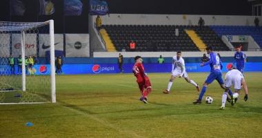 FC Viitorul Constanţa, înfrântă pe terenul Astrei Giurgiu