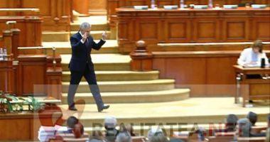 Florin Iordache, semne obscene către Opoziție. EXPLICAŢII ULUITOARE!