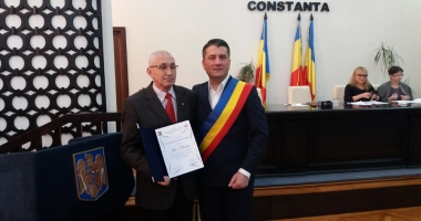 Ilie Floroiu, cetăţean de onoare al Constanţei.  Ce i-a propus primarul Decebal Făgădău