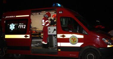 CAZ ŞOCANT! Un copil a suferit arsuri grave după ce a aruncat benzină în sobă