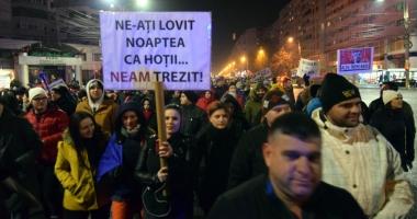 Ce a înţeles PSD din furia românilor. Sau cât ar putea costa tăcerea unui popor