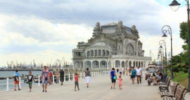 Foto : Constanţa, un oraş plăcut în care să trăieşti, să munceşti şi să înveţi?