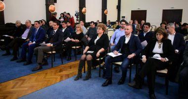 Liberalii au votat împotriva bugetului pe 2018. Primarul Făgădău i-a criticat:
