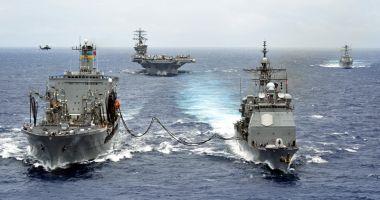 Marea Neagră, sub ameninţarea Rusiei. Şeful Marinei Române, în alertă