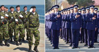 Poliţiştii şi militarii vor primi ajutor pentru ratele la casă.