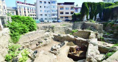 Surpriza de pe şantier! Noi descoperiri istorice  în zona peninsulară