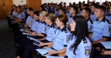 Intrarea în Poliţie, pe