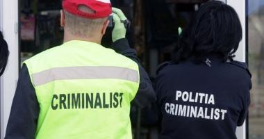 Cum se ţin poliţiştii pe urmele criminalilor şi care  sunt detaliile care fac diferenţa