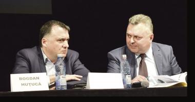 Gheorghe Dragomir a predat ştafeta PNL Constanţa. Bogdan Huţucă promite o opoziţie constructivă