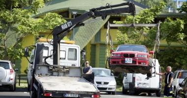 Veşti proaste pentru şoferii constănţeni: Primăria va ridica maşinile parcate neregulamentar