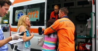 O asistentă venită cu ambulanţa pentru un copil a descoperit că victima era chiar fiul ei