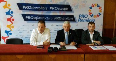 Cum vrea PRO România să se valideze ca partid politic.