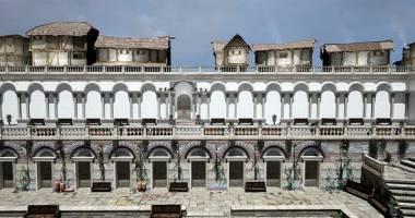 Senzaţional! Se redeschide Edificiul Roman cu Mozaic, în varianta tridimensională