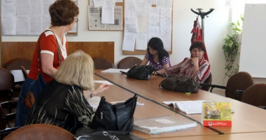 Mari emoţii pentru profesorii constănţeni care speră la gradaţia de merit
