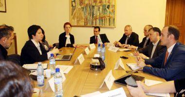 Problemele ONG-urilor, discutate  în Comisia pentru Buget  a PNL din Camera Deputaților