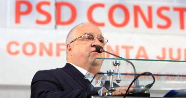 PSD Constanța, susținere totală pentru Liviu Dragnea, la Congresul partidului