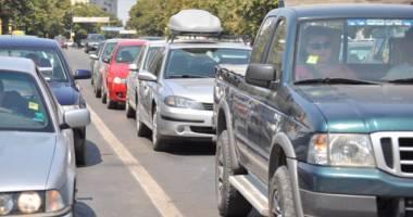 Atenţie! Trafic îngreunat pe rutele Mangalia - Constanţa, Eforie-Agigea
