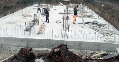 Colaborare Primăria Mangalia - ANL. A început construcția locuințelor pentru medici